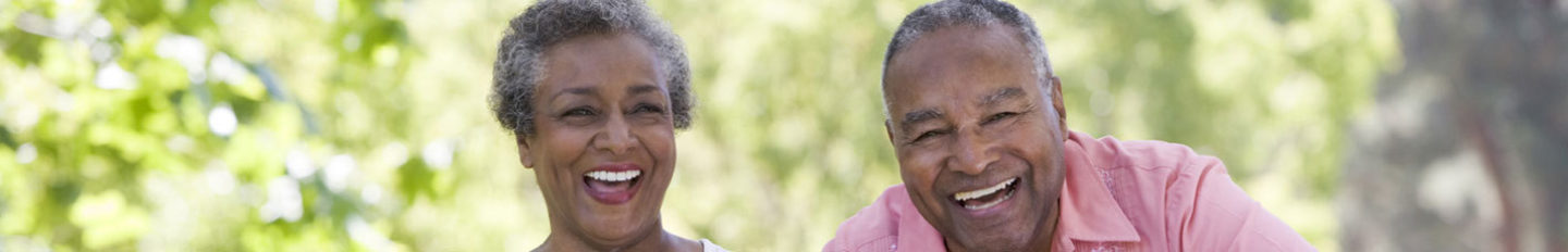 African American Couplesmiles